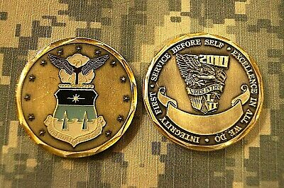 United States Air Force Academy 2010 Challenge Coin