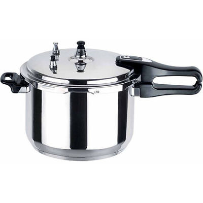 Aluminium Kitchen Pressure Cooker Catering Quality Pressure Cooker All Sizes