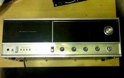 Panasonic Re-7070 Am Fm Receiver With Integral 8 Track