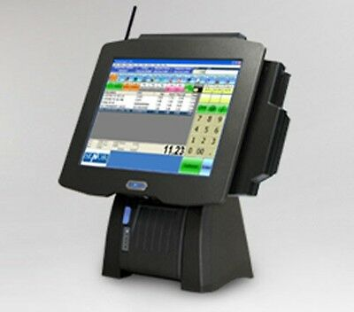 SENOR isPOS WP POS All-in-one station 4GB with Printer MSR Windows 7 NEW