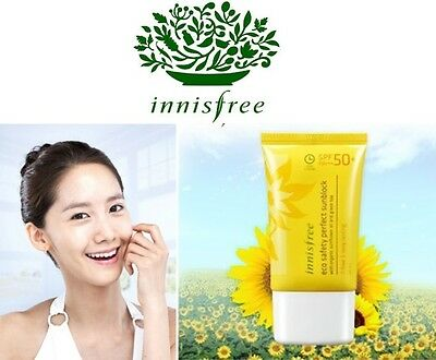 Innisfree Eco Safety Perfect Sunblock SPF50+ PA+++ (50ml) sun high protection