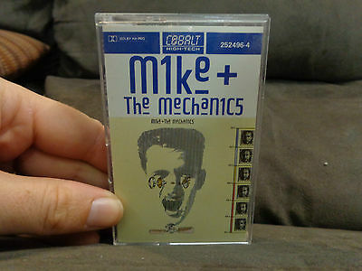 MIKE AND THE MECHANICS_used Cassette_ships from AUSTRALIA