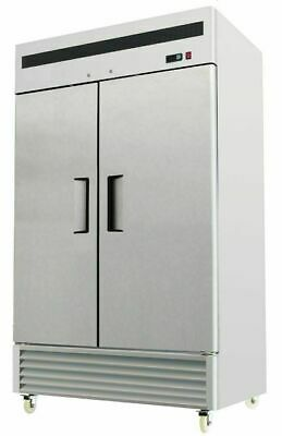 Freezer Double Door Upright Gastronorm Refrigerator Commercial Catering