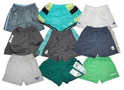 Boys Classic Retro Running Shorts - Various Colours & Brands