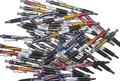 """JAZZ"" Ball-Point Pen Set *NFL Football* (AFC/NFC) 6-Pack *Select Your Team*"