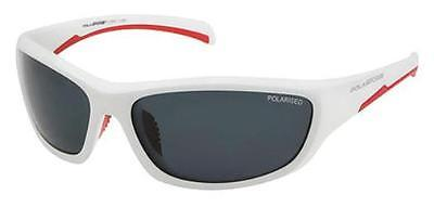 Polasports Flare White Polarized Sunglasses BRAND NEW