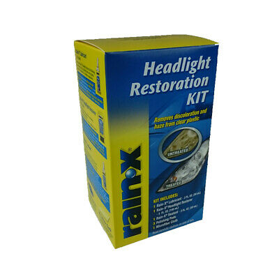 Rain-X Headlight Restoration Kit Rainx