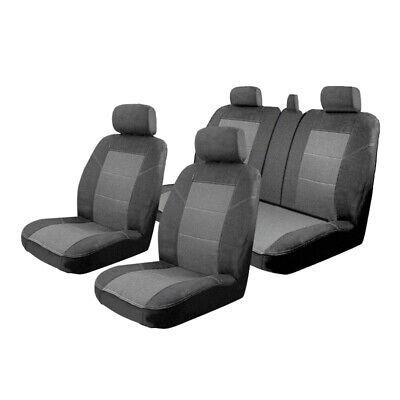 Custom Seat Covers Suit Nissan Xtrail X-Trail T31 Front & Rear 10/2007-2/2014