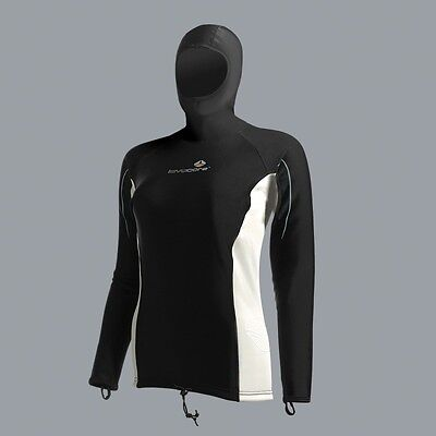Lavacore - Womens Hooded Long Sleeve - Funktionskleidung für Wassersport