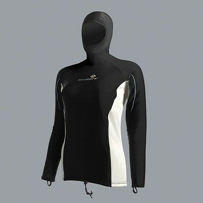 OCEANIC-Lavacore - Womens Hooded Long Sleeve - Funktionskleidung für Wassersport