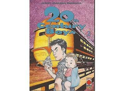 20Th Century Boys 2 - Ristampa - Planet Manga Panini - Nuovo