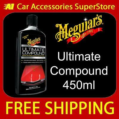 NEW! Meguiars Ultimate compound G17216 Removes Sub Surface Defects