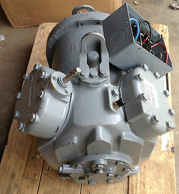 Carrier / Carlyle Compressor 06DF8182AA3660 Liebert VS unit 3 Phase