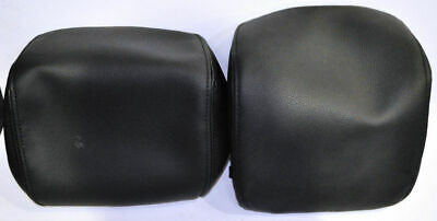 Genuine Holden VE Leather Head Rests SV6 SS SSV HSV Clubsport Pair