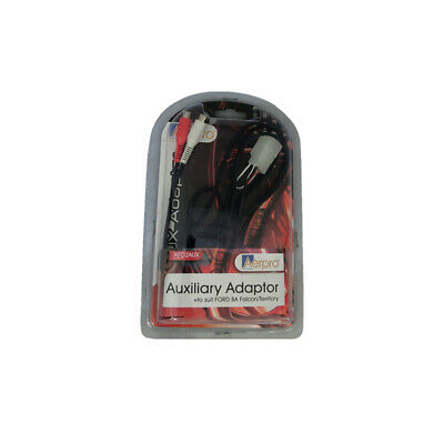 Aux Stereo Lead Adaptor Cable Ford Ba Bf Falcon Territory Afd2Aux