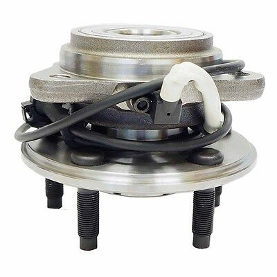 New Wheel Hub and Bearing Assembly 4WD w/ABS Front