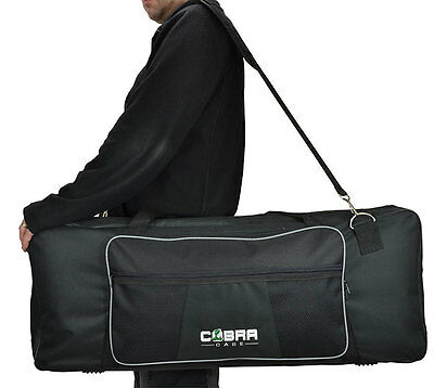 Cobra 88 Key Padded Keyboard Bag 1450 x 460 x 170mm- 2 YEAR Guarantee