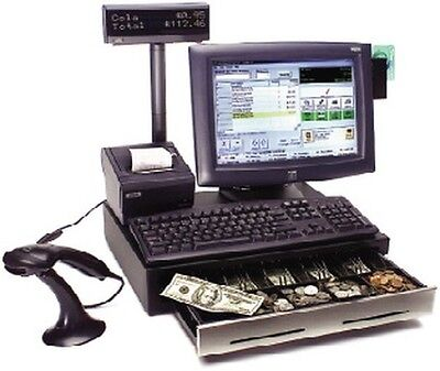 Point of Sale System Retail Store POS Complete CRE NEW!