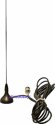 Panorama MAR-PMR Micro Taxi Antenna Mag Kit - with Cable and BNC Connector