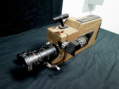 TGX-16 Model 400 16mm  Camera by GCC, Extremely Rare & collectible.