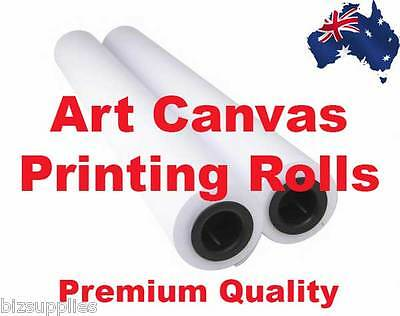 Art Canvas Printing Rolls for Wide Format Printer - Eco-Solvent & Pigment Ink