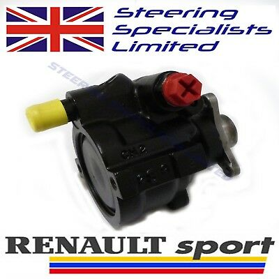 Renault Clio 172 182 Sport 2.0 16V Power Steering Pump (Genuine Reconditioned)
