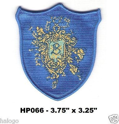 Harry Potter Goblet of Fire: Beauxbatons Crest Patch - HP066