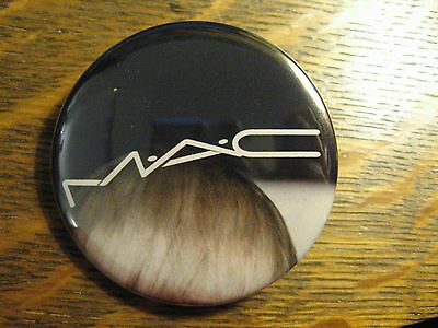 MAC M.A.C. Cosmetics Beauty Makeup Logo Advertisement Pocket Lipstick Mirror