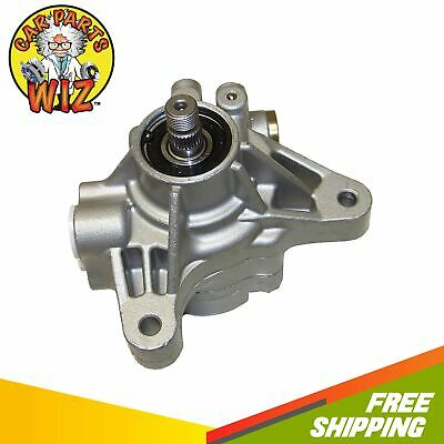 NEW Power Steering Pump Fits 02-11 Honda CRV Accord Acura RSX 2.0L 2.4L DOHC