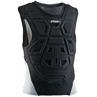 Thor NEW Mx Deflector Comp Padded Motocross Under Jersey Roost Guard Body Armour