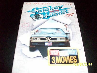 SMOKEY & THE BANDIT PURSUIT PACK NEW & FACTORY SEALED! FRANCHISE COLLECTION!!!!!