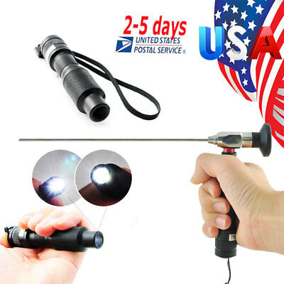 10W Portable Handheld LED Cold Light Source connector FIt STORZ WOLF ENDOSCOPE