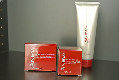 Avon Anew Reversalist Stimola Il Rinnovemento Del Collagene. Idea Regalo