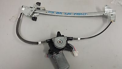 Ford Au Ba Bf Falcon  Left Front Passenger Electric Window Regulator / Motor