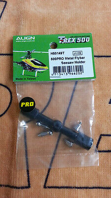 Metal Flybar Seesaw Holder Use for T-REX 500E PRO HA50149T