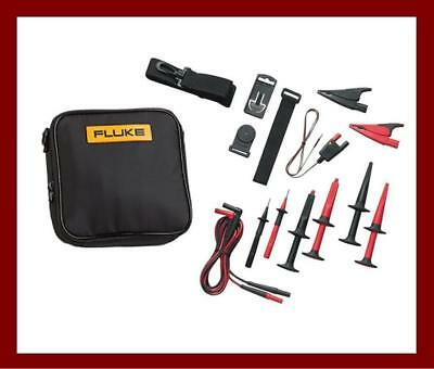 Fluke TLK289 Master Test Lead Multimeter Accessories Set TPAK C116 Soft Case