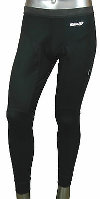 New Cycling / Walking Baselayer Coolmax Leggings / Bottoms - Black