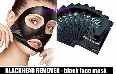 10x PILATEN BlackHead Remover Genuine Deep Clensing Mud Mask Pore Face Peel Off