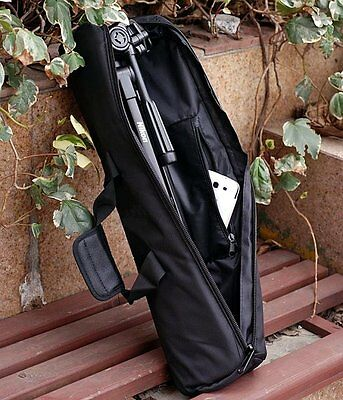 65cm Camera Monopod Tripod Carrying Bag Case for tripod/ Light Stands with strap