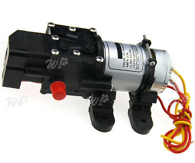 12V 100PSI 4L/Min High Pressure Diaphragm Water Pump FOR RV / CARAVAN / BOAT