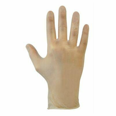 Shield GD09 Disposable Vinyl Powder Free Gloves Multiple Listing All Sizes