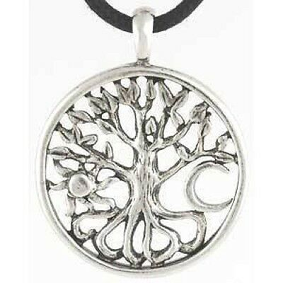 Celtic Tree of Life Amulet Pendant Necklace Wiccan Pagan Jewelry ...