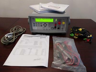 Agilent 53147A 20 GHz Microwave Frequency Counter / Power Meter / DVM
