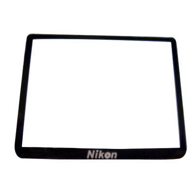 New LCD Screen Display Cover Outer Window Glass Repair Part For NIKON D3100