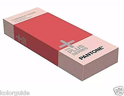 Pantone  FORMULA GUIDE Solid Coated & Solid Uncoated, Last Edition