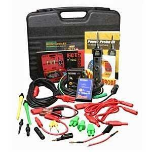 Power Probe III PPKIT03  Master Kit w/ Gold Leads and Short Finder Limited Avail
