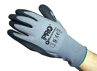 Pro Choice Black Panther General Purpose Work Glove Gloves | AUTHORISED DEALER