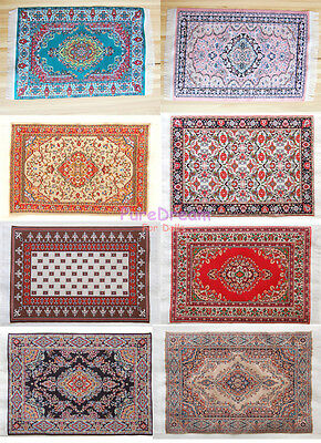 "Wholesale Miniature Dollhouse Carpet Rug Floor  6""x10"" 20 PCS  New Arrivals"