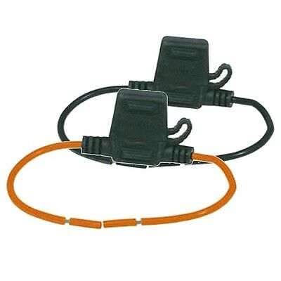 Splash Proof Blade Fuse Holder - 20amp and 30amp Available