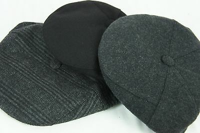 NEW Wool or Cashmere like Cotton Golf Driving Flat Cabbie Ivy Cap Hat Unisex